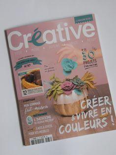 coton et gourmandises: Créative Magazine