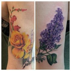 Image result for lilac tattoo