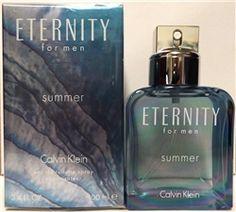 Calvin Klein Eternity Summer Cologne 3.4oz $25 #CalvinKlein #Eternity