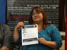 "Gina Degerness holds the missing person flyer  about her son Lucas who has been missing  since June 7th, 2007  here are several  ways to  pass along a tip   in this case:    Prince George RCMP at (250)561-3300,    anonymously contact Crime Stoppers at 1-800-222-8477 (TIPS),    online at External Linkwww.pgcrimestoppers.bc.ca, or    Text-A-Tip to 274637 (CRIMES) using keyword ""pgtips"", or anonymously contact the Missing Children Society of Canada at 1-800-661-6160 or email a tip to…"