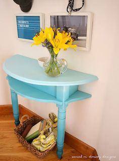 DIY Small Space Furniture - Small Home Design - Good Housekeeping Home Design, Interior Design, Room Interior, Furniture Makeover, Home Furniture, Office Furniture, Furniture Design, Handmade Furniture, Furniture Plans
