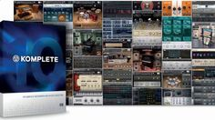 native instruments komplete 9 ultimate crack and license key