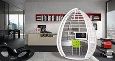 nu-ovo egg mobile room