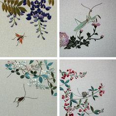 Japanese Embroidery Designs
