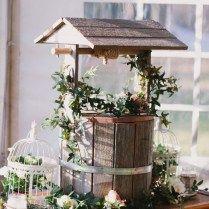 Rustic Wishing Well Wedding Wishing Well Wedding Wedding Post Box Diy Wedding Wishing Well