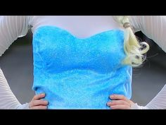 DIY SWEETHEART BUSTIER TOP - YouTube