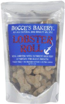 Bocce's Bakery Lobster Roll