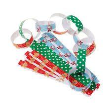 Christmas Paper Chains, Napkin Rings, Friendship Bracelets, Jewelry, Home Decor, Jewlery, Decoration Home, Bijoux, Room Decor