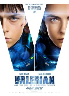 Baixar ou Ler Online Valerian and the City of a Thousand Planets Livro Grátis PDF/ePub - Luc Besson & Christie Golden, In the century, Valerian (Dane DeHaan) and Laureline (Cara Delevingne) are a team of special operatives charged. Dane Dehaan, Sci Fi Movies, Hd Movies, Movies To Watch, Movies Online, Movies Free, Nice Movies, Animes Online, Cara Delevingne