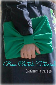 Bow Clutch Tutorial