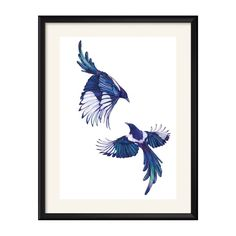 Blackbird Elster elstern - Blue birds - maybe for a Tattoo stencil - Animal Pet artwork bird birds tattoostencil Illustration art sketchbook Magpie Tattoo, Bird Drawings, Tattoo Drawings, Pie Bavarde, Borboleta Tattoo, Vogel Tattoo, 1 Tattoo, Tattoo Bird, Tattoo Ideas