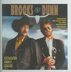 Brooks & Dunn - Brand New Man, Silver