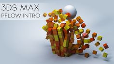 Intro To Pflow mParticles in 3DS Max 2014. A short basic intro to pflows mparticles inside of 3DS Max 2014. Hopefully it will give all you b...