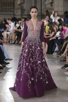 Georges Hobeika Haute Couture Fall Winter 2016-17 Paris