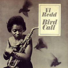 Vi Redd - Bird Call - United Artists Jazz series