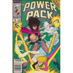 POWER PACK #53 | 1984-1991 | VOLUME 1 | MARVEL | $4.50