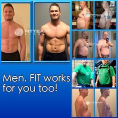 Does FitTeam fit work for men too?  YES! #fitteamfit contact me for details  www.fitteam.com/kted Lose up to 10 lbs your first week