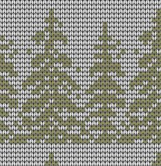 Подбор цветовой гаммы для вязания жаккардового узора Knitted Mittens Pattern, Fair Isle Knitting Patterns, Knitting Charts, Loom Knitting, Knitting Stitches, Knitting Designs, Knit Patterns, Stitch Patterns, Knitted Hats