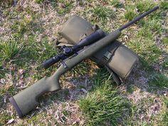 Nice Looking Rifle