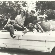 Widespread panic. The boys back in the day!