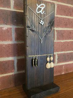 Handmade Jewelry Holder/ Display