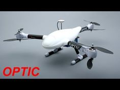 Clean design Y6 TriCopter Video - YouTube