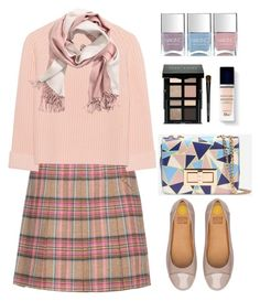 """""""Cozy Cashmere Sweaters"""" by anyasdesigns ❤ liked on Polyvore featuring Shrimps, FitFlop, Nails Inc., Bobbi Brown Cosmetics, Christian Dior, iHeart and H&M"""
