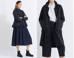 Fall Tailoring at TIINA the STORE