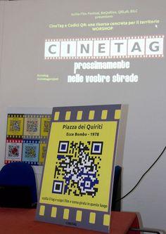 CineTag al 10° convegno sul Cineturismo (Ischia 2012) / 10° conference on movie turism