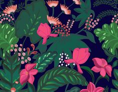 """Check out new work on my @Behance portfolio: """"Jungle"""" http://be.net/gallery/37472065/Jungle"""