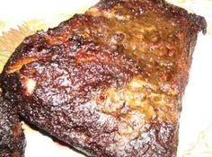 Smoked Brisket Recipe