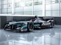 jaguar I-TYPE race car's dramatic debut outlines the brands commitment to 'race…