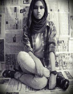 KhazanStudio: Anna Shariff's Hijab tutorial