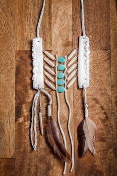 Navajo Inspired Tribal Necklace