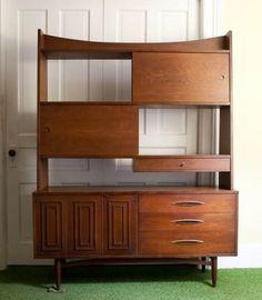 A piece of Furniture - Broyhill Sculptra room divider