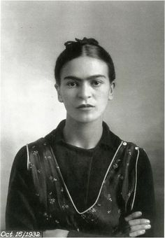 """I never paint dreams or nightmares. I paint my own reality."" - Frida Kahlo (casa azul)"