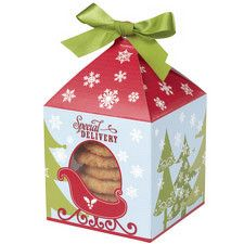 Special Delivery Christmas Treat Boxes by Wilton 415-0308