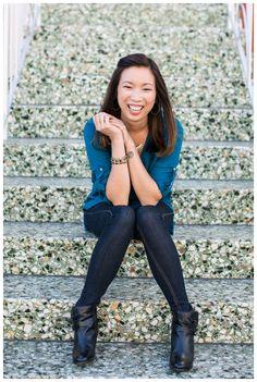Photo of the beautiful, @shootingnouns, Viv Chen. Wedding photographer genius based in the Bay Area. #portrait #headshot #woman