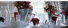 Crystal Vases & Decorative Bowls - Fine Crystal Decorations