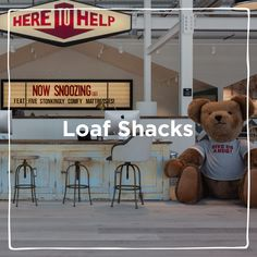 Swing by one of our Loaf Shacks to rest-drive our squishy sofas, brilliant beds and lovely loafing wares. They're slowrooms, not showrooms! Furniture Showroom, Comfy, Projects, Log Projects