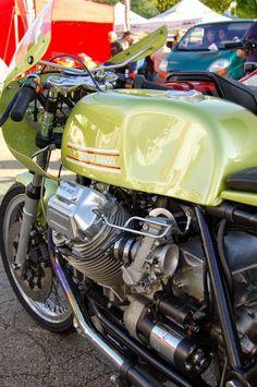Power-Barn Keihin FCR41 carburetor kit for Moto Guzzi.