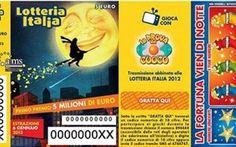 Foto | Estrazione Lotteria Italia 2015 - Ecco i Numeri Dei Biglietti Vincenti Estrazione Lotteria Italia 2015 - Ecco i Numeri Dei Biglietti Vincenti L'estrazione della Lotteria Italia fa sorridere il fortunato vincitore dei 5 milioni di euro che ha comprato il biglietto a Vero #estrazione #lotteriaitalia #biglietti