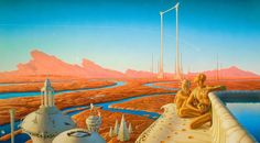 The Martian Chronicles by Ray Bradbury - 21 Books That Changed Science Fiction And Fantasy Forever
