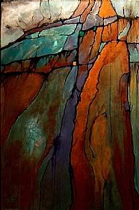 1000 images about carol nelson art work on pinterest for What kind of paint to use on kitchen cabinets for grand canyon wall art