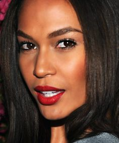 On days when you need a little pick-me-up, opt for a classic color that screams confidence. Celebrity makeup artist Nick Barose says that Chanel Rouge Allure Luminous Intense Lip Colour in Pirate is one of his favorite shades to use on dark skin tones. This bold, bright shade pops against darker skin and complements a variety of skin tones thanks to the blend of warm and cool pigments.