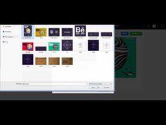 (540) Cómo crear un portafolio en Behance - YouTube Marketing, Desktop Screenshot, Behance, Youtube, Exhibitions, Create, Artists