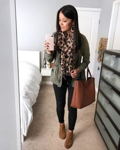 This simple combo is one of my faves from the #PMTFallChallenge2017! Loving how mixing neutrals and adding a pattern makes the all black column come alive. The scarf, tee, and similar boots with good reviews are between $19-$32 !  Shop this outfit by heading to my blog, finding this pic on the righthand sidebar, and clicking it. @liketoknow.it http://liketk.it/2tiKb #liketkit