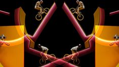 Watch Kriss Kyle's Kaleidoscope BMX film, explore the tricks in detail. #Kaleidoscope redbull.com/kaleidoscope
