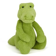 9cf1b5ca2e8 Bashful Croc comes in bright lime green and is so soft your little one will  never want to let go! Bashful Croc is an adventurer and will become your  child