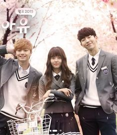Who You Are: School 2015 - 후아유: 학교 2015 - See free chapters complete with subs in Spanish - South Korea - TV series - Rakuten Viki Jung So Min, Jung In, Kim Min, Who Are You School 2015, School 2013, High School, Playful Kiss, Boys Over Flowers, Live Action